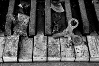 Decayed Pianos & Music